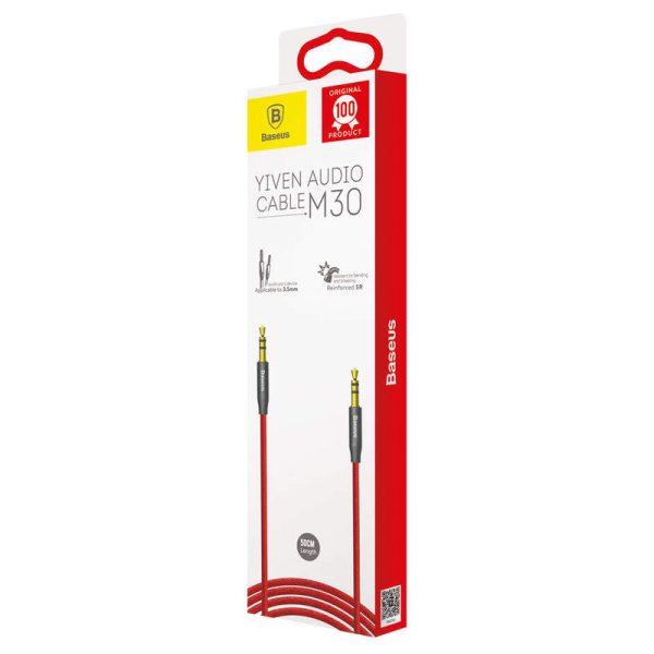 Baseus AUX Audio Cable M30 1.5 M - Phone connector