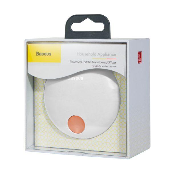 Portable Aromatherapy Diffuser – Baseus Flower shell - Aromatherapy